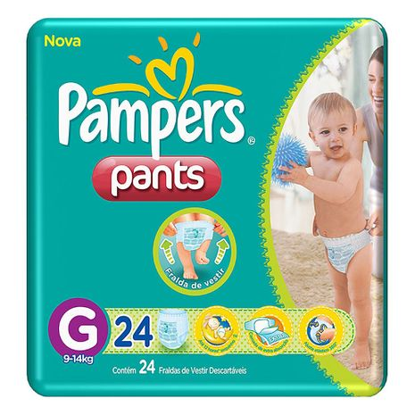 p g pampers in china