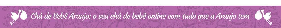 Conheça nossa lista de Chá de Bebê
