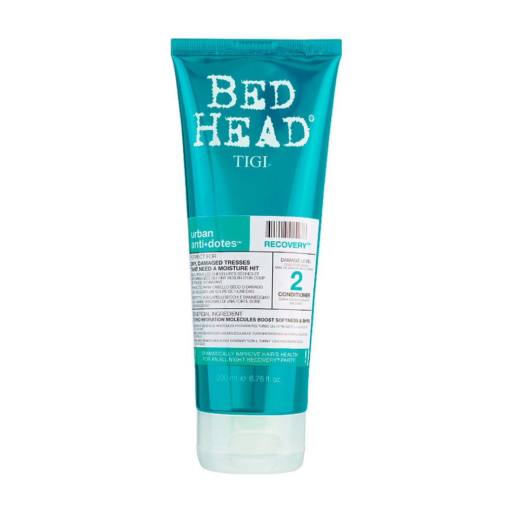 TIGI Bed Head Urban Anti+Dotes 2 Recovery Condicionador 200ml