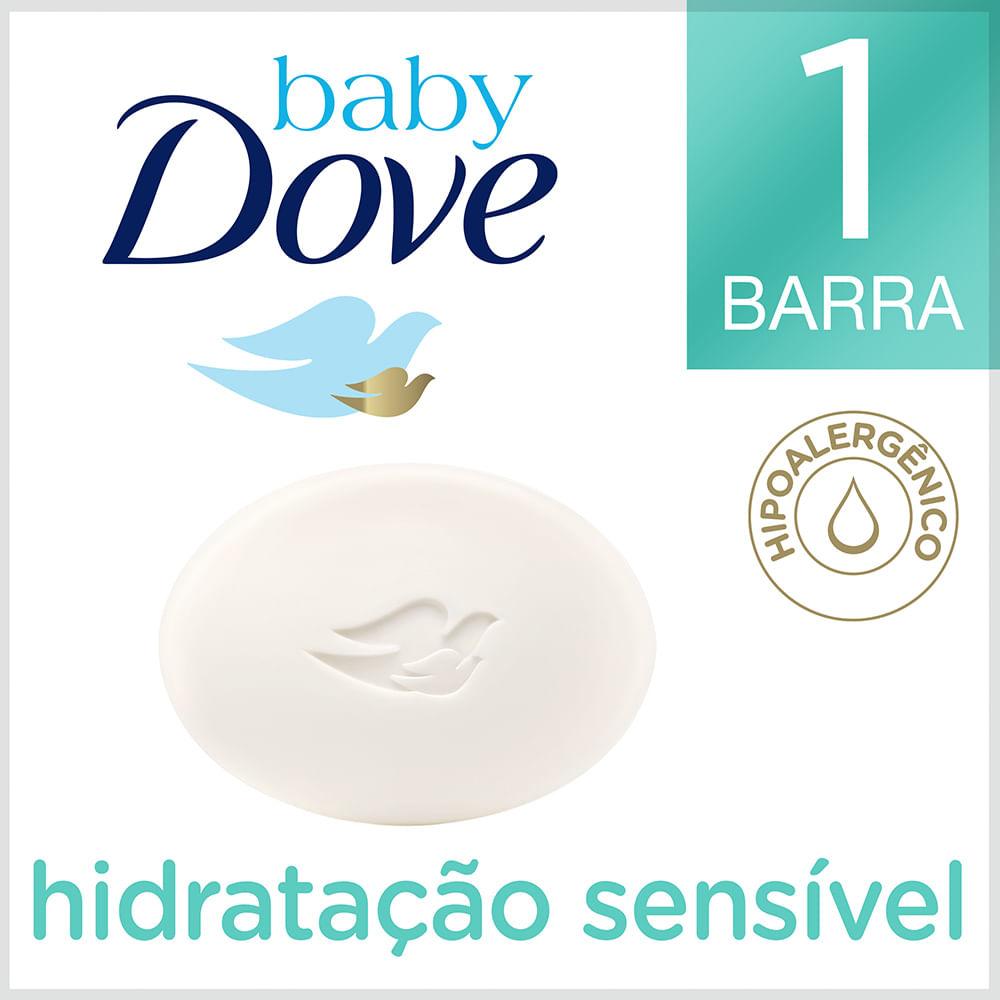 Sabonete Dove Baby Hidratação Sensível 75g