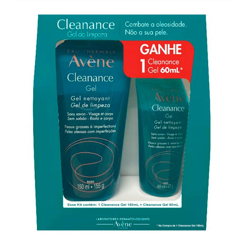 Cleanance Avène Gel de Limpeza 150ml + Grátis 1 Cleanance 60ml