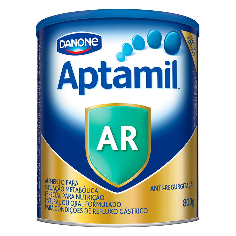 Leite Aptamil AR em Pó Anti - Regurgitação Lata com 800g