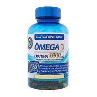 75647f2fb4e OMEGA 3 1000MG CATARINENSE CAPS 120. Leve3Ganhe30. Medicamentos. Vitamina.  07896023794018