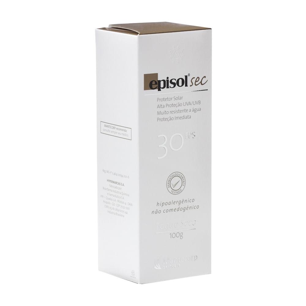 Protetor Solar Episol Sec FPS 30 Loção - Dermocosméticos - Drogaria ... 0de2c2501b
