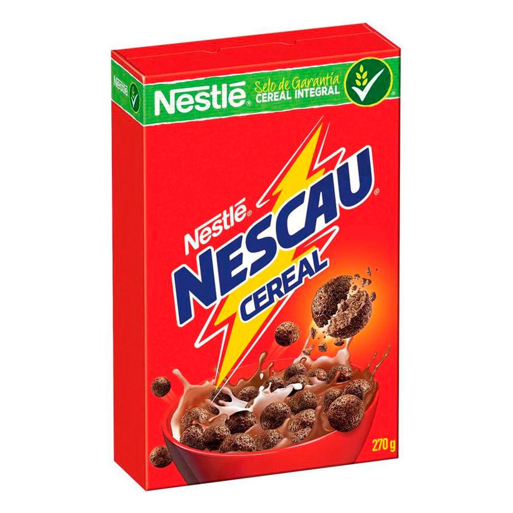 Nescau Nestlé Cereal Matinal