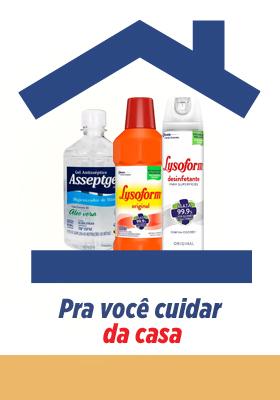 CUIDAR DA CASA