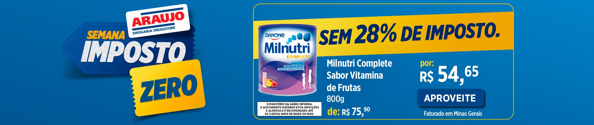 Milnutri Complete