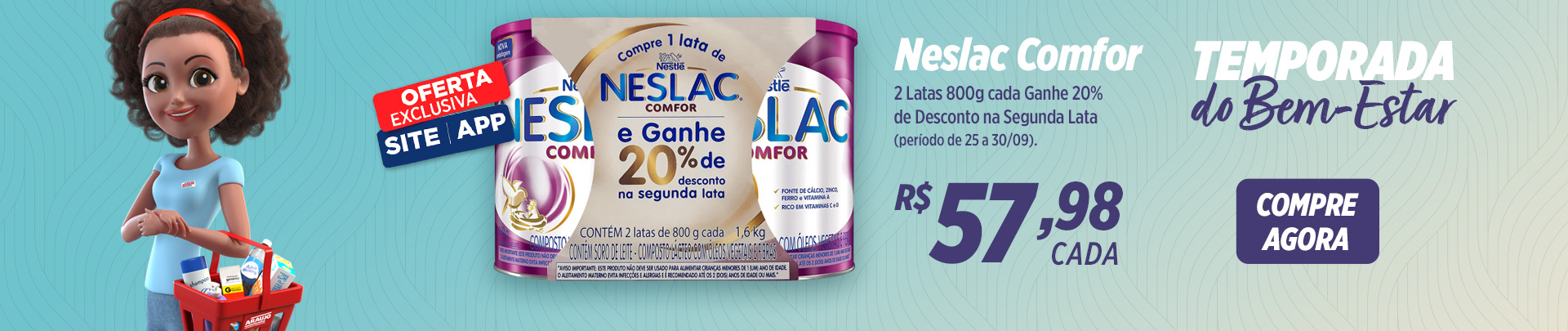 Neslac_BemEStar