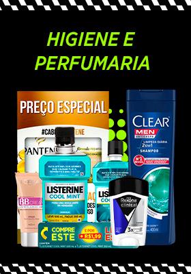 Black Friday Higiene perfumaria