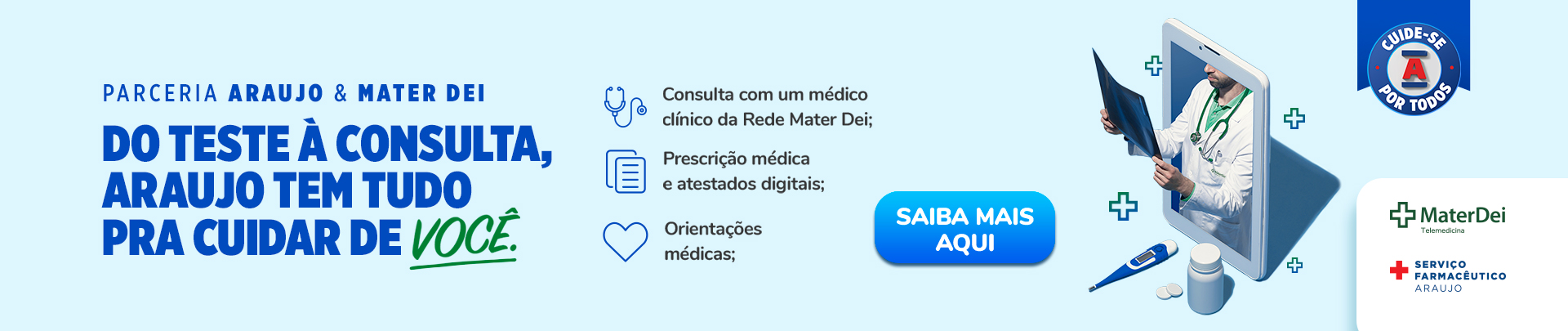 Telemedicina Mater Dei