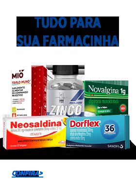 Minibanner Farmacinha