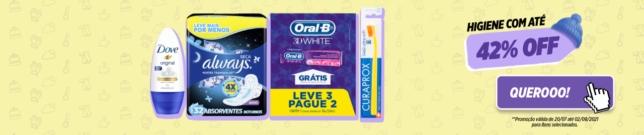 Higiene Geral - Tab 358