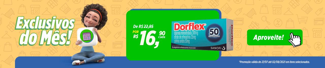 Exclusivo Dorflex - Julho