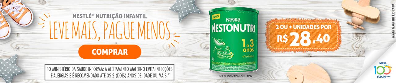 Nestle Nestonutri - Setembro