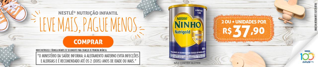 Nestle Nutrigold - Setembro