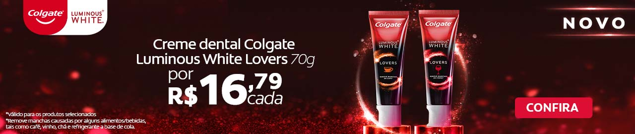Colgate Lovers - Outubro