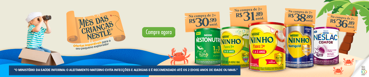 Nestle Infantil   Outubro